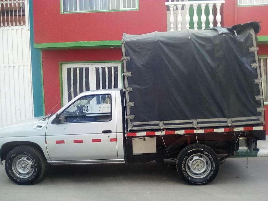 Nissan D-21 1996 - 141852 km