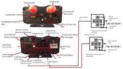 Equipo para Rastreo Satelital Gps Tk103b Coban Original