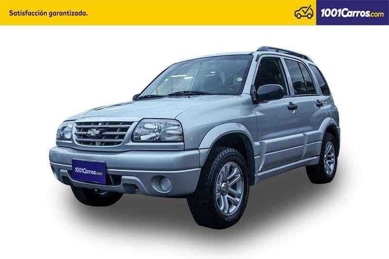 Chevrolet Grand Vitara 2015 - 84901 km