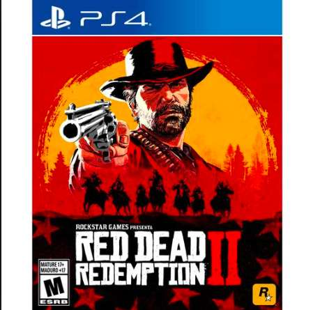 Red Dead Redemption 2. Ps4. Digital