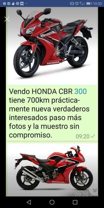 <strong>honda</strong> Cbr 300