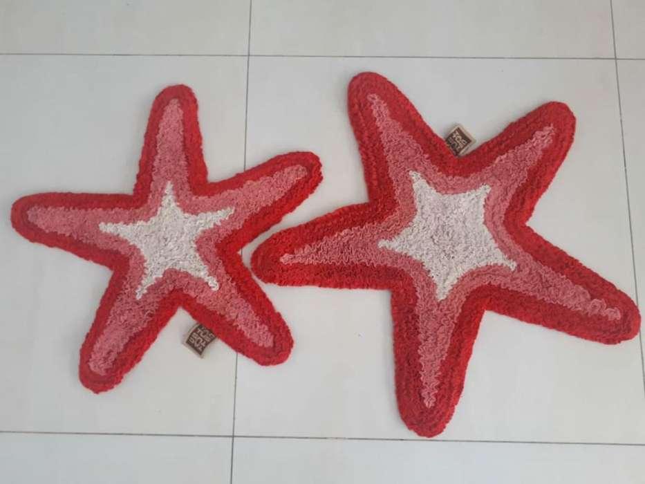 <strong>alfombra</strong> de Baño Forma Estrella de Mar