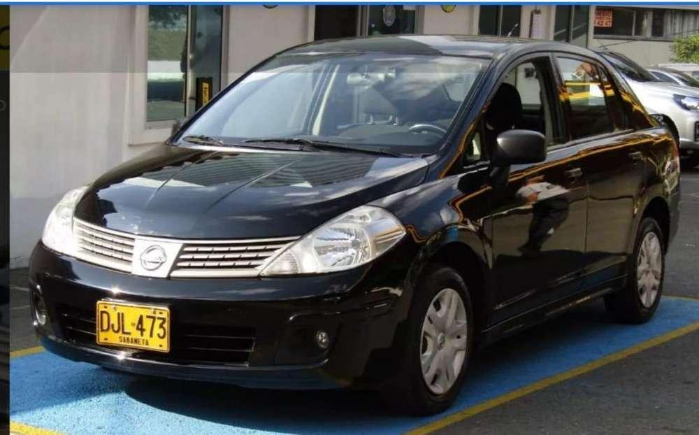Nissan Tiida 2012 - 120000 km