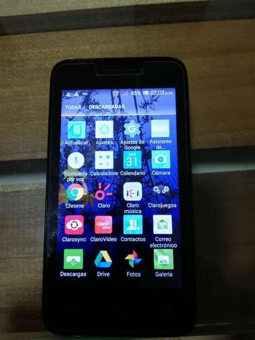<strong>celular</strong> Alcatel Pixi 3