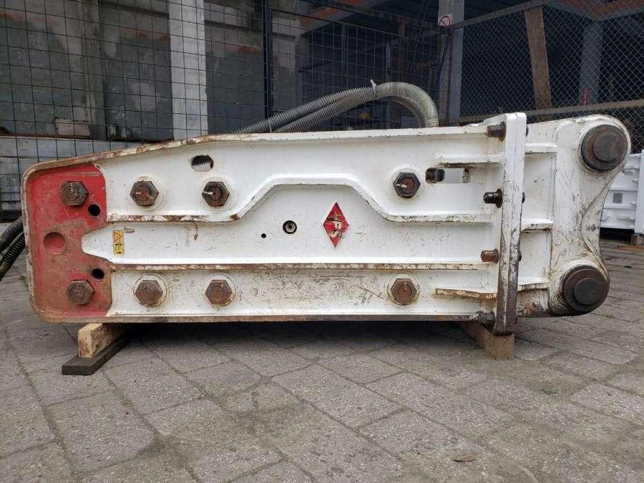 Martillo Hidráulico HPS 2000. (Reconstruido con garantía)