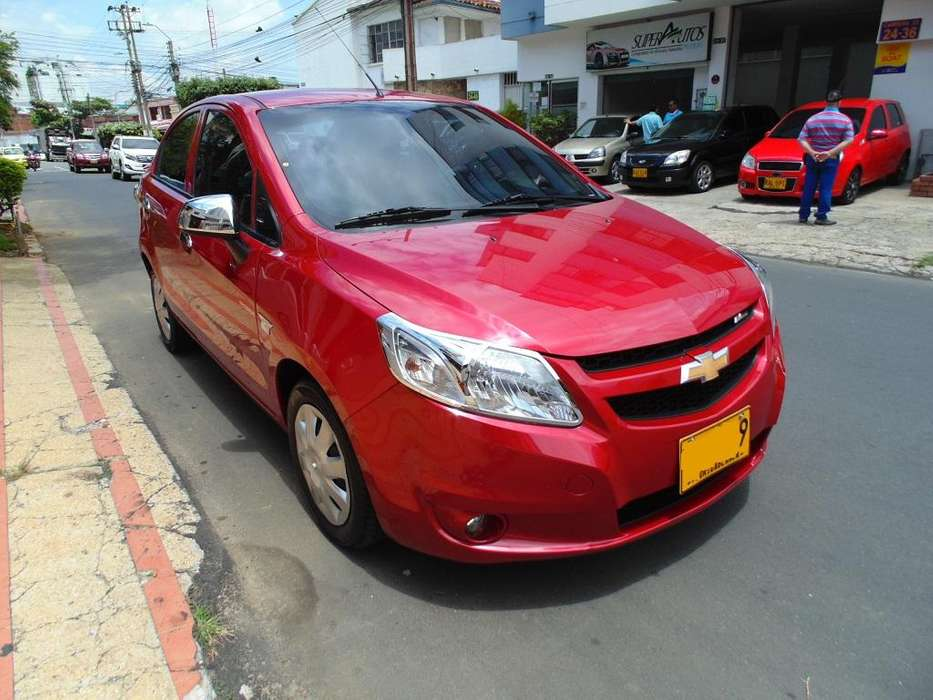 Chevrolet Sail 2015 - 60920 km