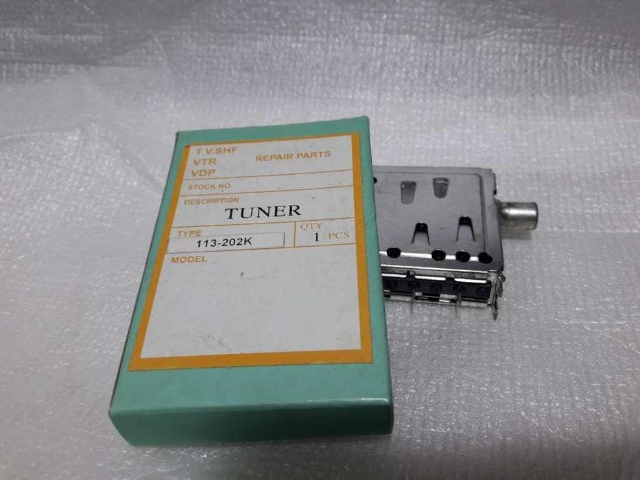 Sintonizador Tipo 113202k