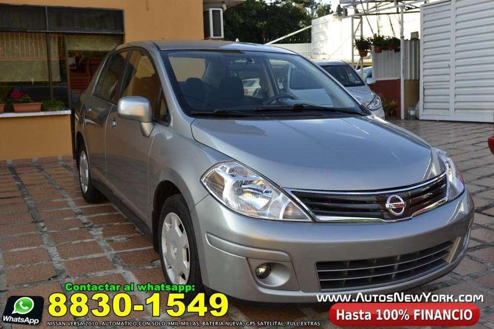 Nissan Tiida 2012 - 20000 km