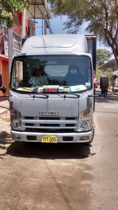 Camión Isuzu, Modelo Nlr85l, 3 Tn, 2016