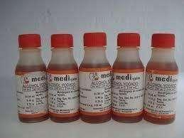 Alcohol Yodado 250 Ml Mediquin. Fp