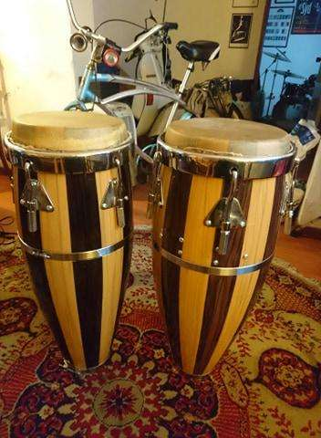 Congas Vintages 60s, 70s.