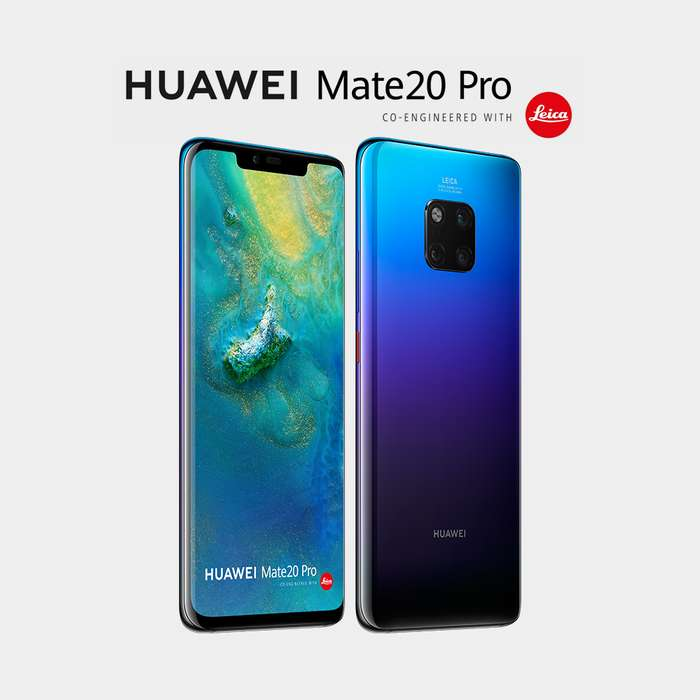 HUAWEI MATE 20 PRO 128GB SOMOS DELIBLU MOVILES 931192957/946353093