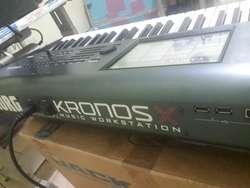 Vendo Korg Kronos X Bien Conservado