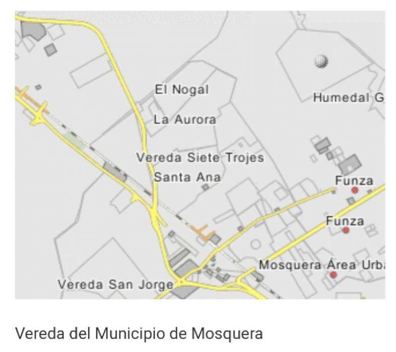 Venta <strong>terreno</strong> Mosquera