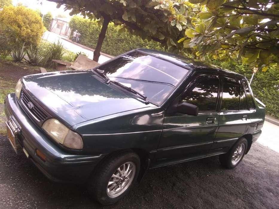 Ford Festiva 1998 - 209850 km