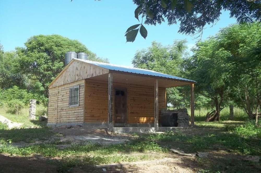 Cabaña en Santa María de Punilla