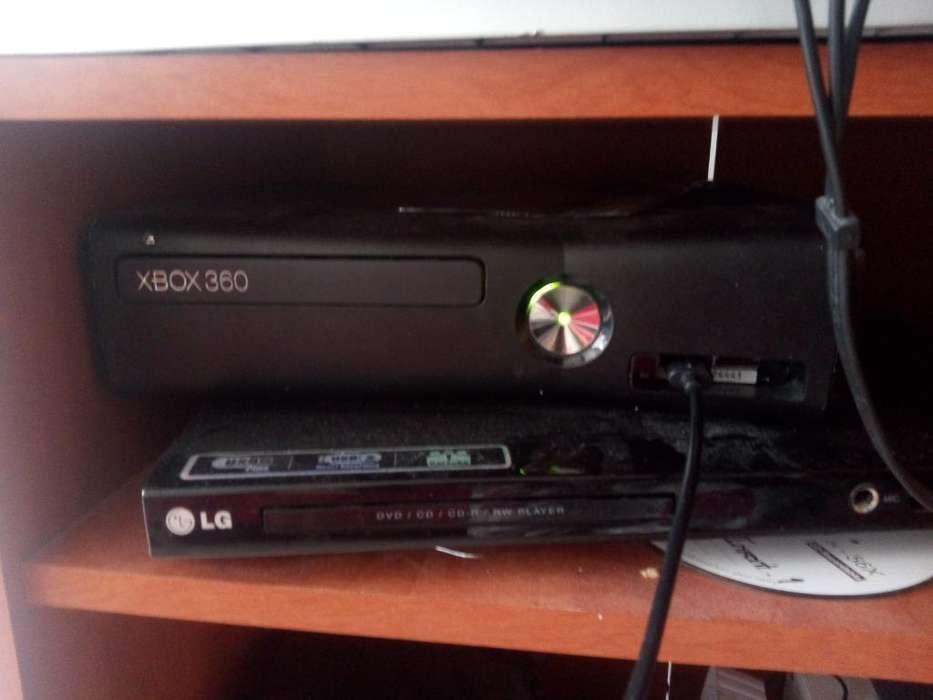 Xbox 360 Slime con Mini Componente Y Dvd