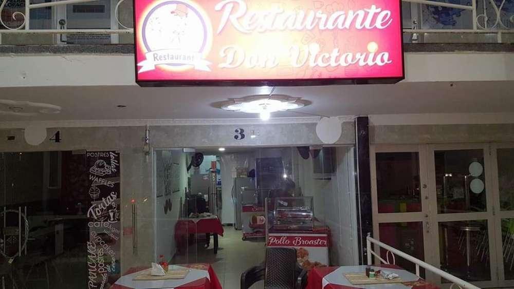 Se Vende <strong>restaurante</strong> Excelente Ubicación