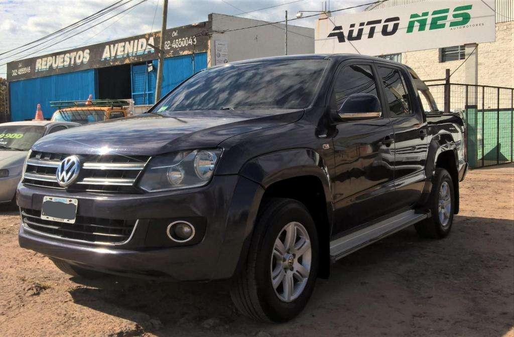 VW Amarok Highline Pack 2012