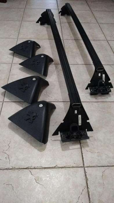 Barras Techo Portaequipaje 100% Original Peugeot 5008 S/uso