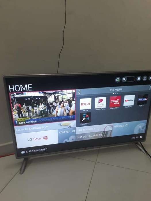 Smart Tv Lg 32 Pulgadas Tdt