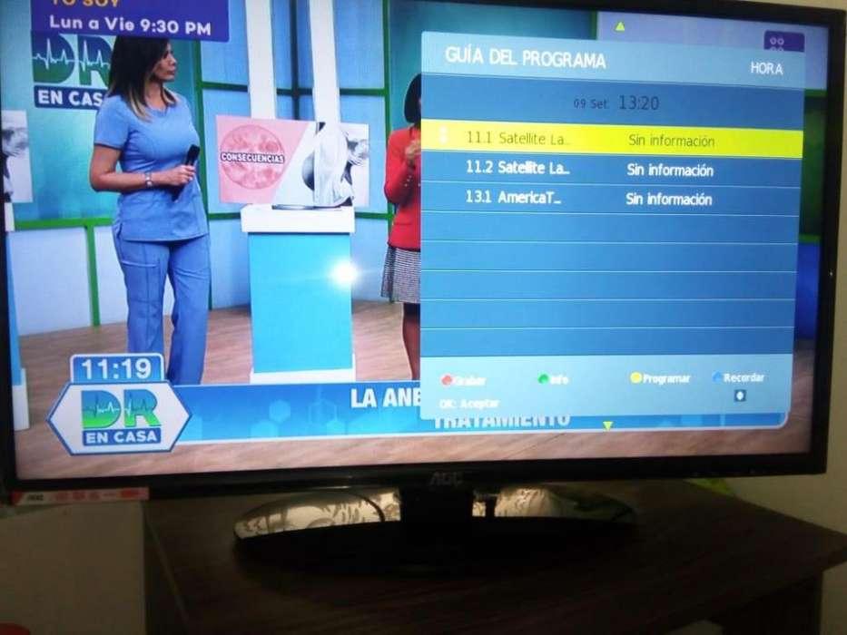 VENDO TV LED AOC 32 pulg.LLAMAR AL 992366016