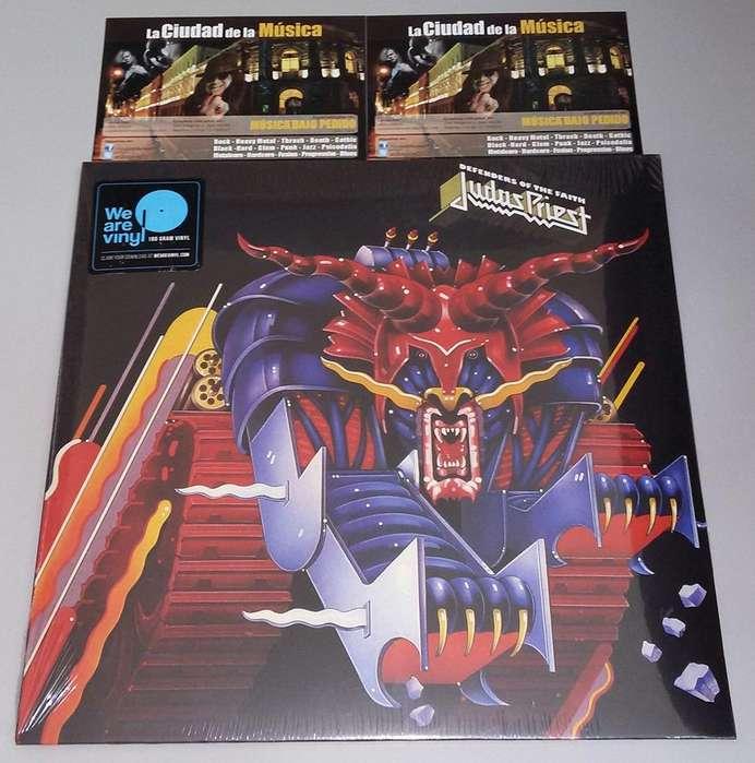 LP'S DE VENTA!!! Judas Priest