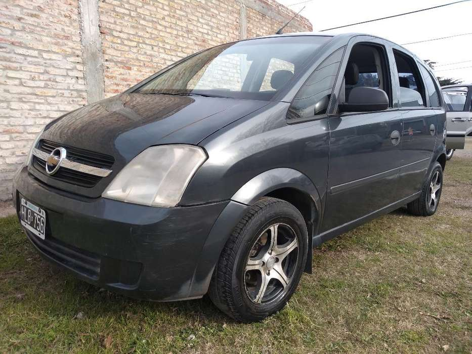 Chevrolet Meriva 2008 - 1111 km