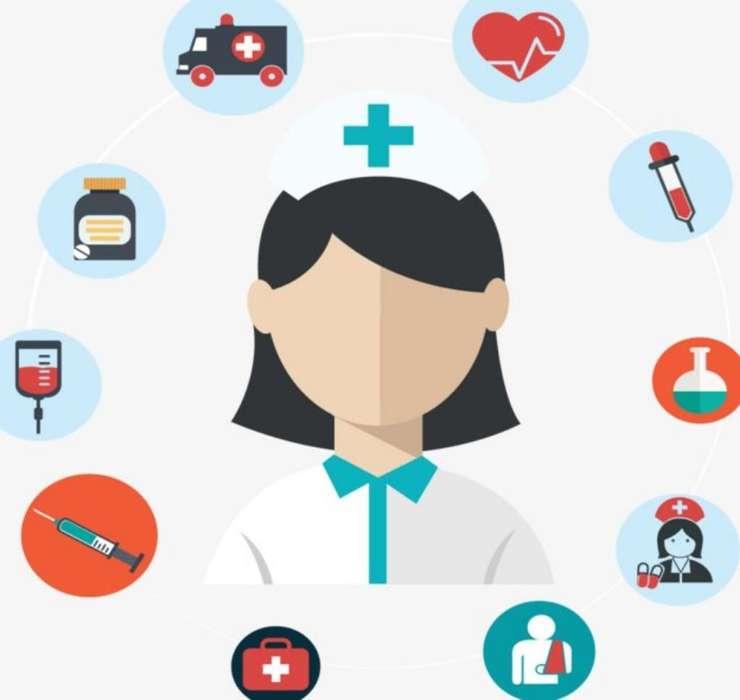 Serv. de Enfermera - Cuido de Personas