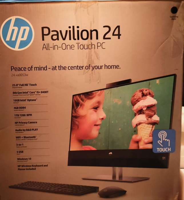 Hp Pavilion 24 All In One