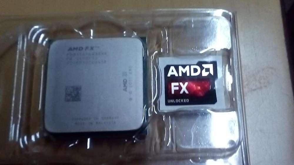Combo Micro AMD Fx 8350, Mother y 8gb Ram