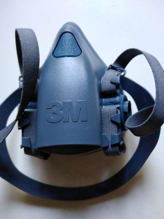 Respirador mediacara 3M