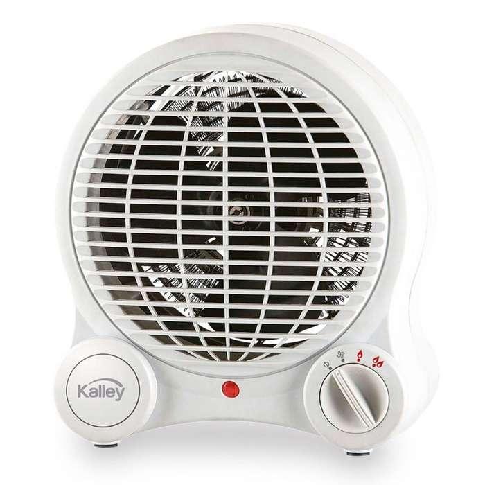 Calefactor Kalley Domicilio Gratis