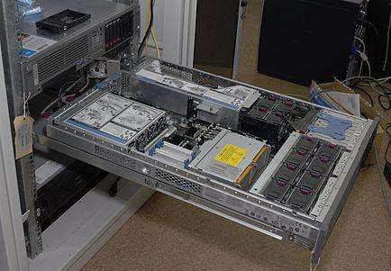 Server Hp Proliant Dl385p Gen8 Opteron/ Hd 3x600gb/ Ram 64gb
