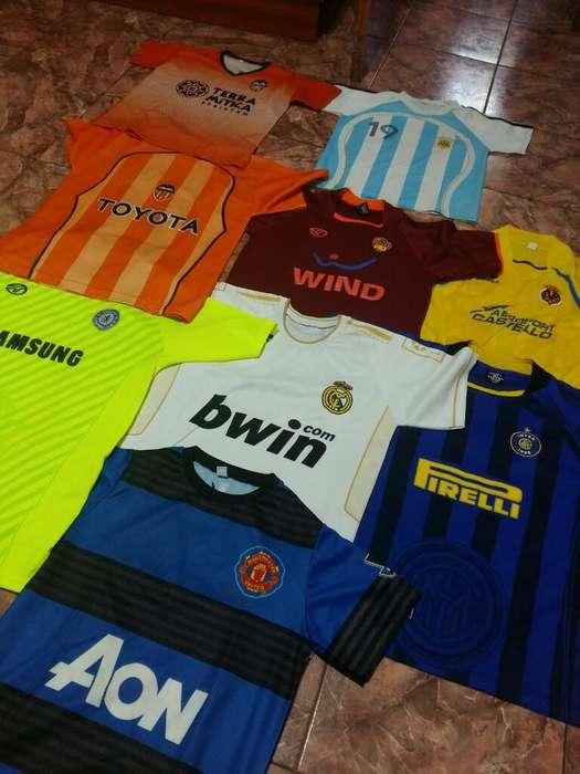 Camisetas de Futbol para Niños