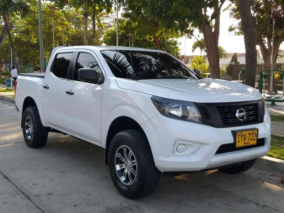 Nissan Frontier 2017 - 48000 km