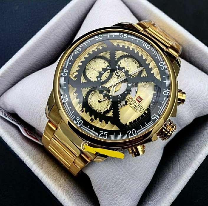 Reloj Naviforce Originales