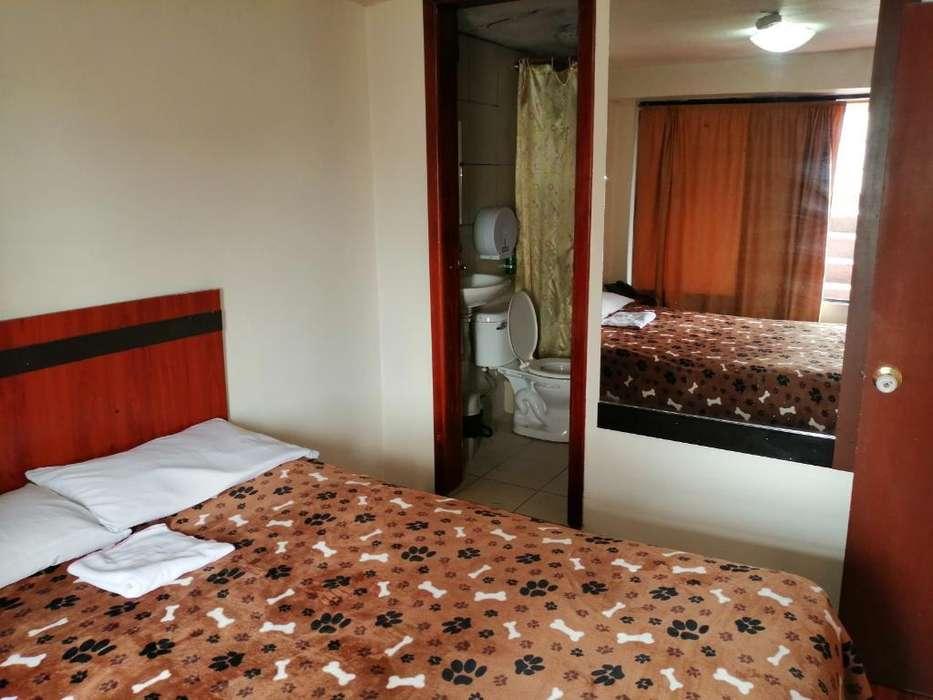 Habitaciones, Hostal Semanal 5
