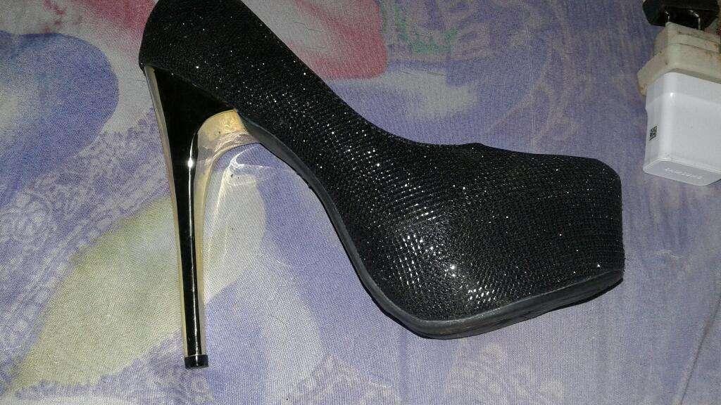 Zapatos de Fiesta. Talle 37