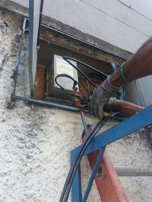 Instalación Y Reparacion Cable de Alta