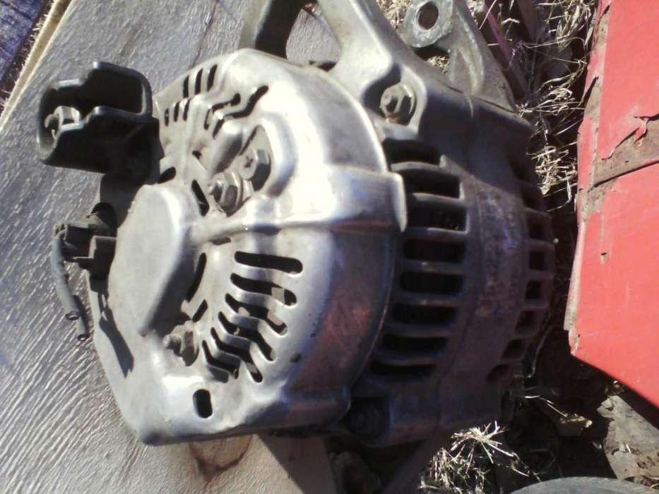 VENDO ALTERNADOR <strong>jeep</strong> CHEROKEE 2,5 TD