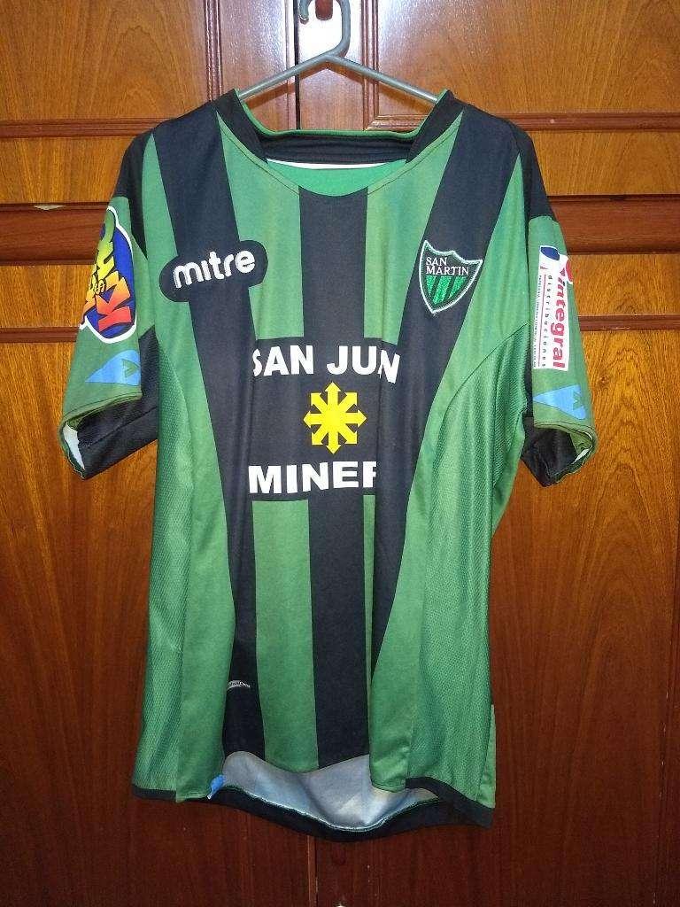 Camiseta de San Martín de San Juan