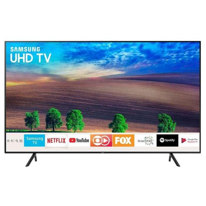 <strong>televisor</strong> Samsung 58 Smart Uhd4k