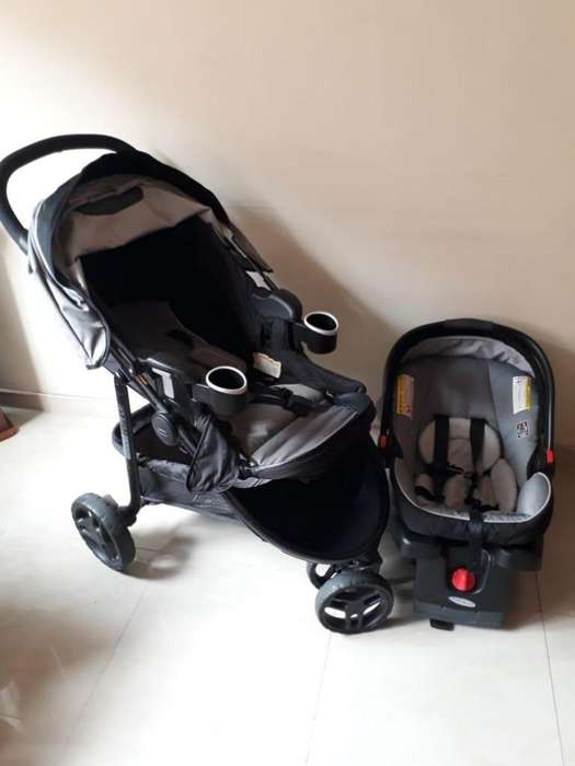 Coche para bebé Graco click connect
