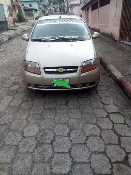 Chevrolet Aveo 2007 - 209900 km