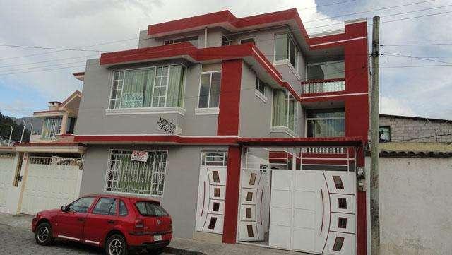 Alquiler de casa en Otavalo con 5 dormitorios