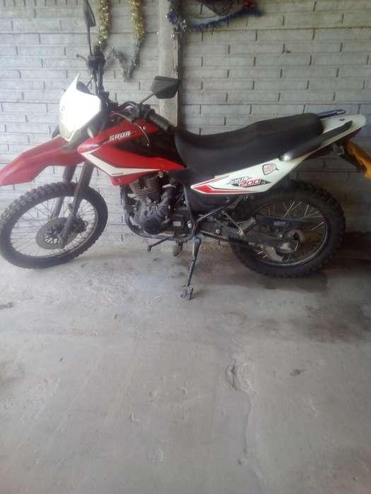 Motomel Skua 200