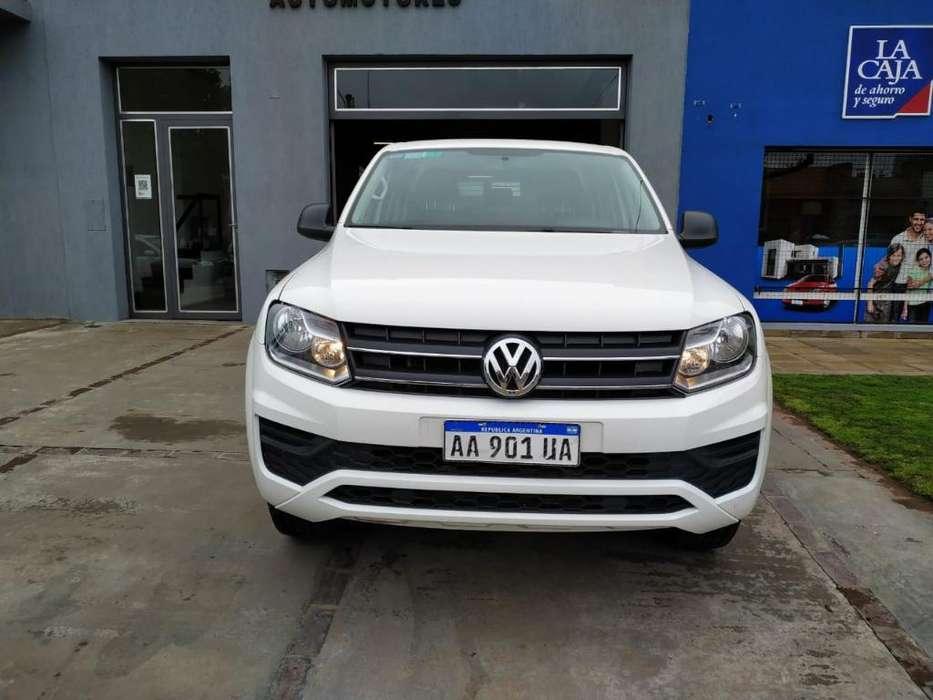 Volkswagen Amarok 2017 - 81000 km
