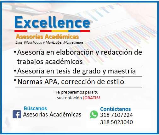 Asesoría en tesis y trabajos académicos