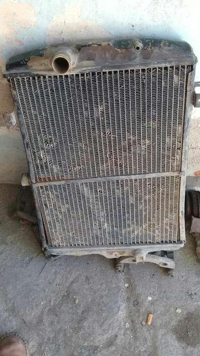 Radiador Y Compresor de Aire Polo